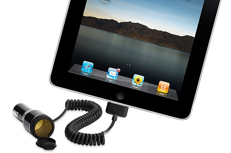 Griffin PowerJolt Plus автомобильное зарядное устройство для iPhone/iPod/iPad купить цена москва
