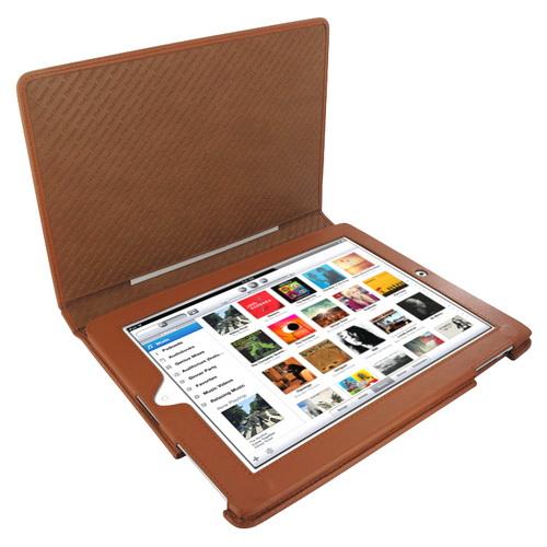 Piel Frama Leather Magnetic Case Tan чехол для iPad 2 купить цена москва