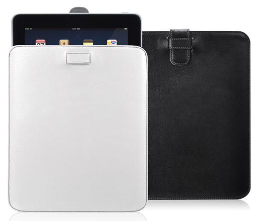 Luxa2 PA3 Leather Folio Case LHA0012 Black чехол для iPad 2 купить цена москва