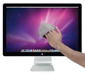 Moshi TeraGlove Ultimate Cleaning Kit чистящая салфетка для техники Apple купить цена москва
