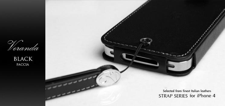 Tunecase Veranda Faccia Black чехол для iPhone 4 купить цена москва