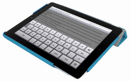 Piel Frama iMagnum Blue чехол для iPad 2 купить цена москва