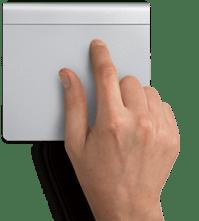 Apple Magic Trackpad MC380 мультитач трекпад для Mac купить цена москва