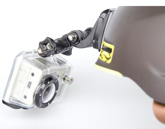 Amazoncom  GoPro Helmet Front Mount  Tripod Camera